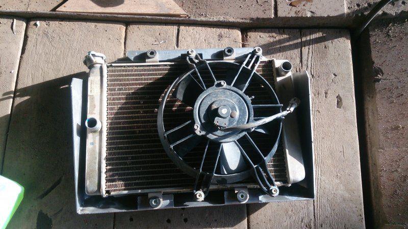 Вынос радиатора своими руками чертежи