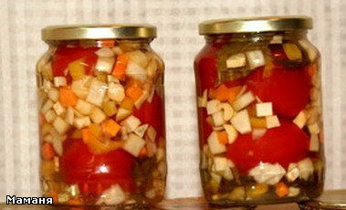 Рецепты из горошка на зиму